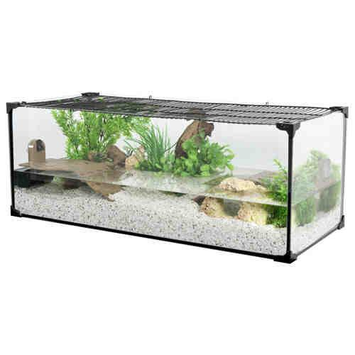 Comment décorer un aquarium?