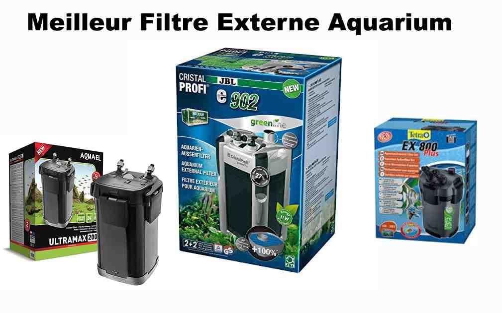 Comment installer une pompe d'aquarium externe?