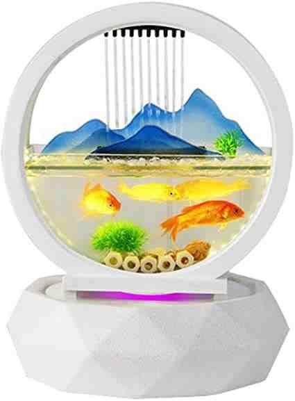 Quels poissons dans un aquarium de 20 litres?